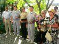В Севастополе открыли памятную доску сапёру Виталию Седину