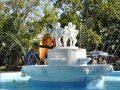 В детском парке Севастополя вновь заработал фонтан