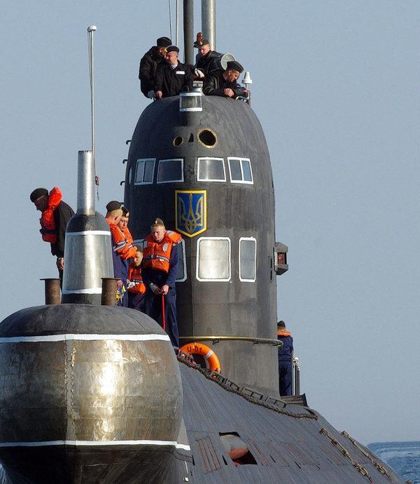что такое борт подводной лодки
