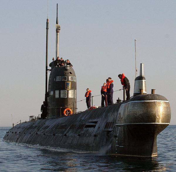 четыре подводные лодки