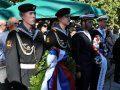 Моряки  Черноморского флота приняли участие в торжествах, посвященных 186-й годовщине Наваринского сражения в греческом порту Пилос.