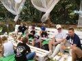 Представители федераций самбо и дзюдо приняли участие в международном молодежном слёте «Таврида 2014»10-20 августа