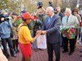 Российский бегун Петр Наумов завершил свой марафон Санкт-Петербург — Севастополь