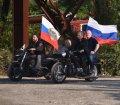 Владимир Путин посетил байк-шоу мотоклуба «Ночные волки»