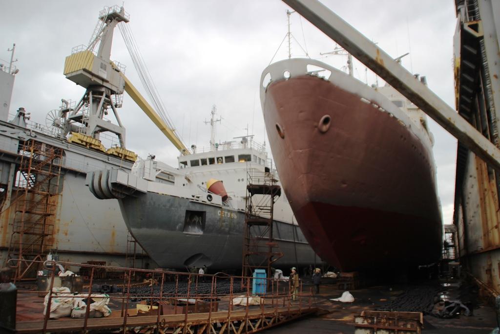 Севастопольский подрядчик должен будет заплатить военным более 300 млн рублей неустойки